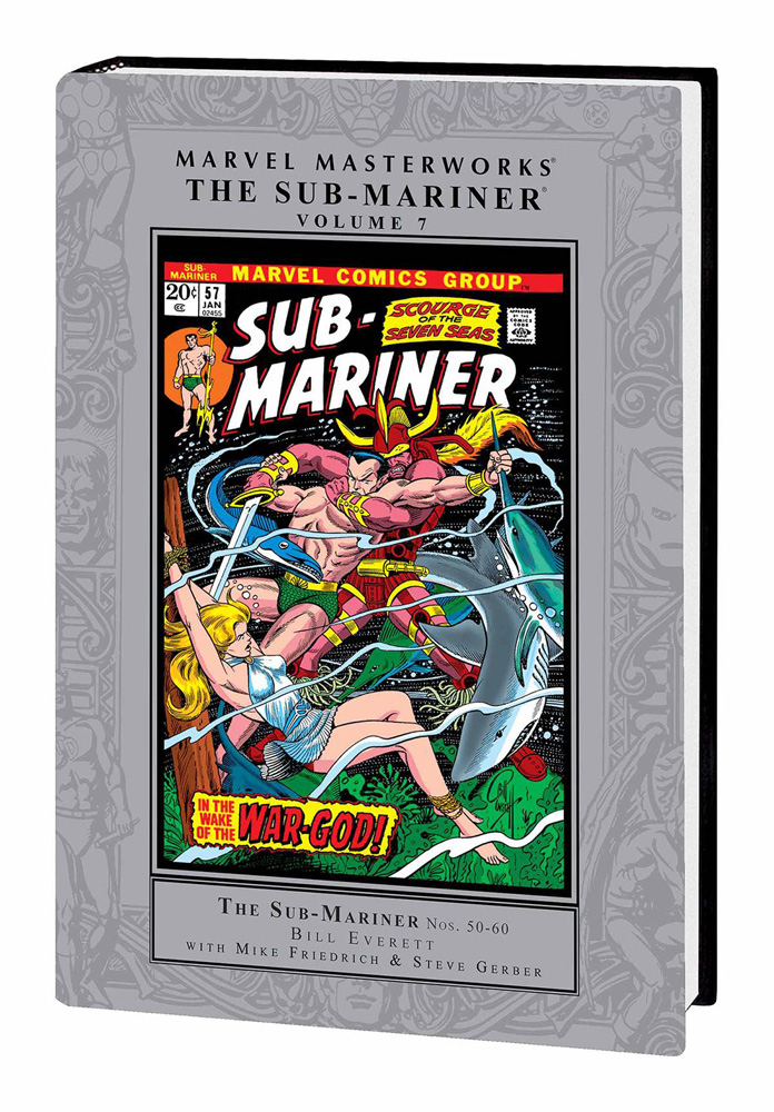 Marvel Masterworks: Sub-Mariner Volume 7