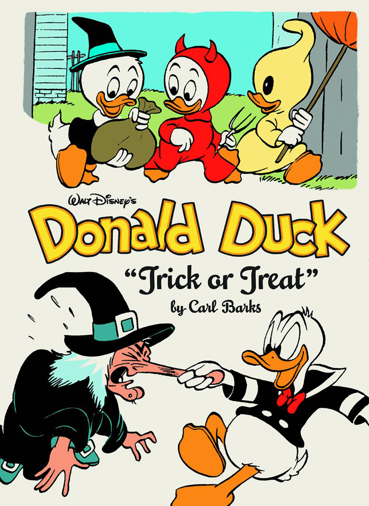 "Walt Disney's Donald Duck: ""Trick or Treat"" by Carl Barks"