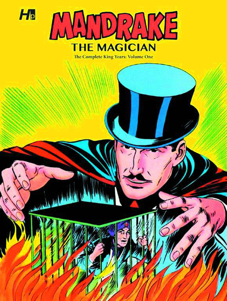 Mandrake the Magician: The Complete King Years Volume 1