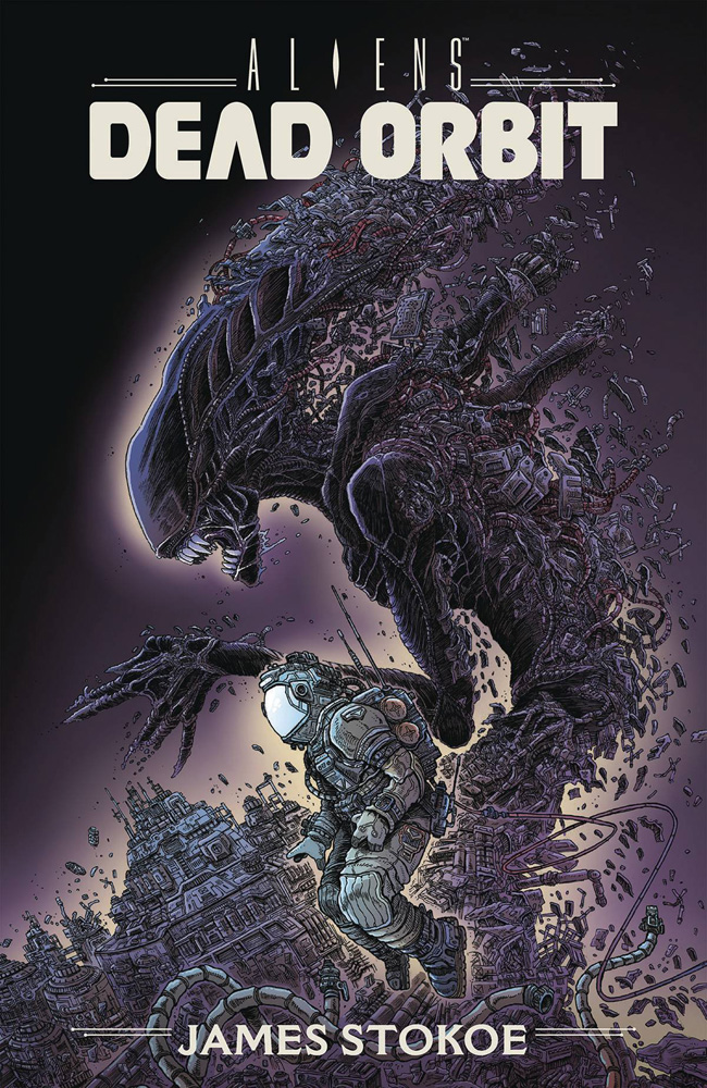 Image: Aliens: Dead Orbit SC  - Dark Horse Comics