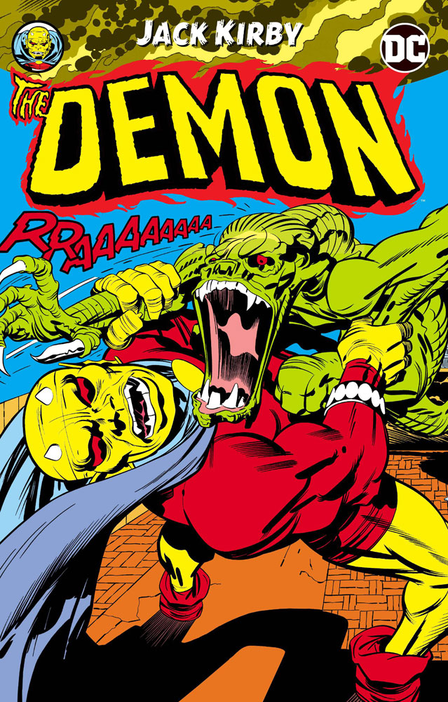 The Demon by Jack Kirby SC