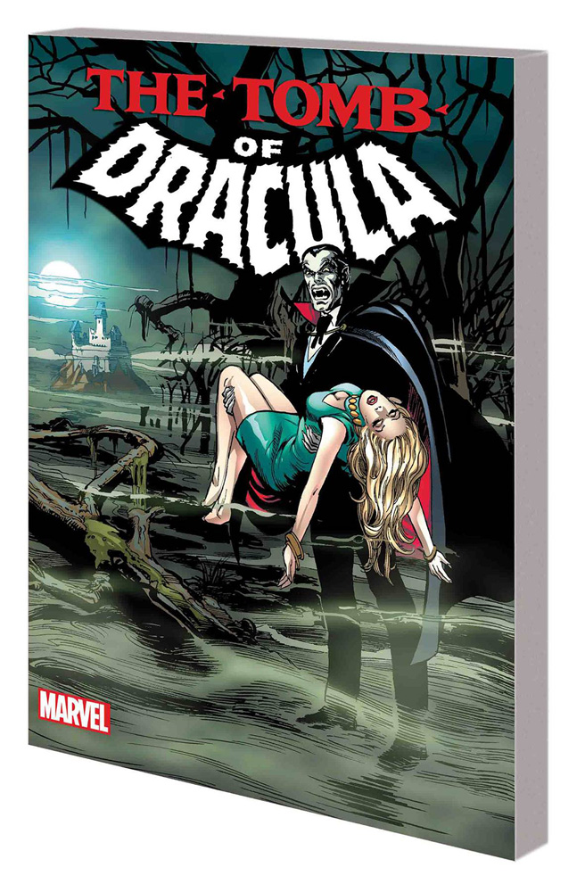 Tomb of Dracula Complete Collection Vol. 1