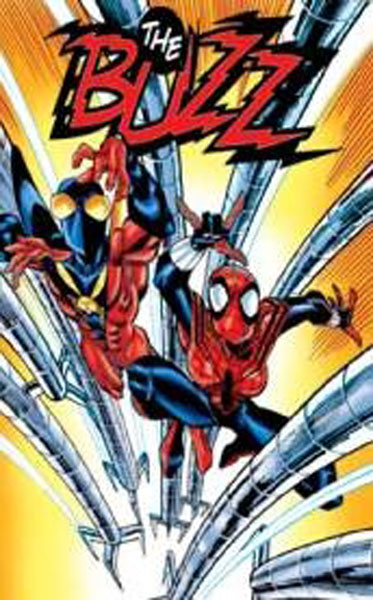 Image: Spider-Girl Presents the Buzz & Darkdevil  (digest) - Marvel Comics