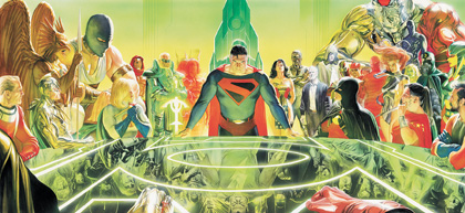 Image: Kingdom Come SC  - DC Comics