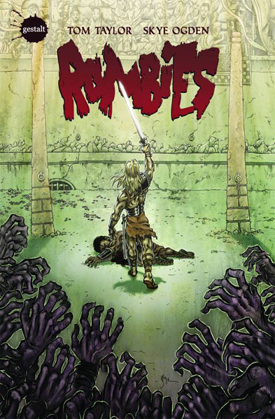 Image: Rombies #0