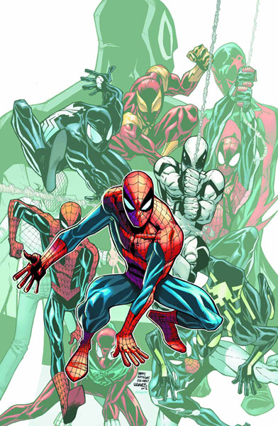 Image: Amazing Spider-Man #692