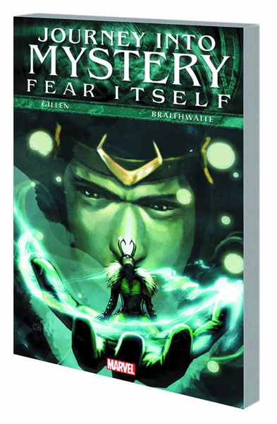 Image: Journey Into Mystery Vol. 01: Fear Itself SC