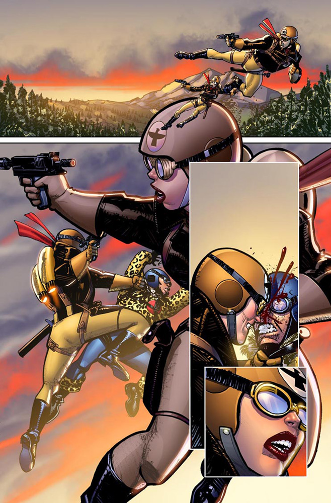 Buck Rogers in the 25th Century #1 preview page 2