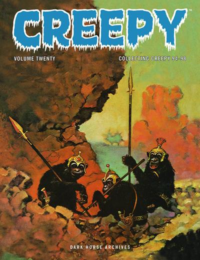 Creepy Archives Volume 20