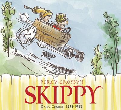 Skippy Volume 3: Complete Dailies 1931-1933