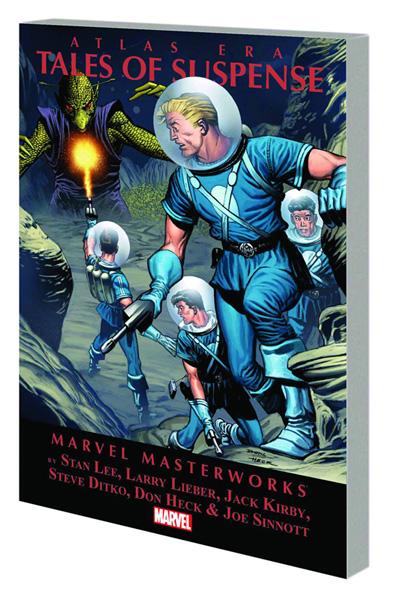Marvel Masterworks: Atlas Era: Tales of Suspense Volume 1