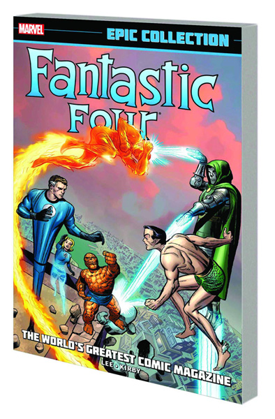 Fantastic Four Epic Collection Vol. 1