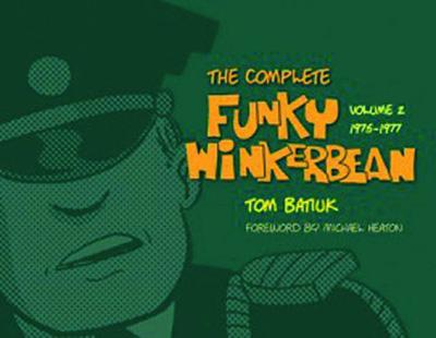 The Complete Funky Winkerbean Volume 2: 1975-1977