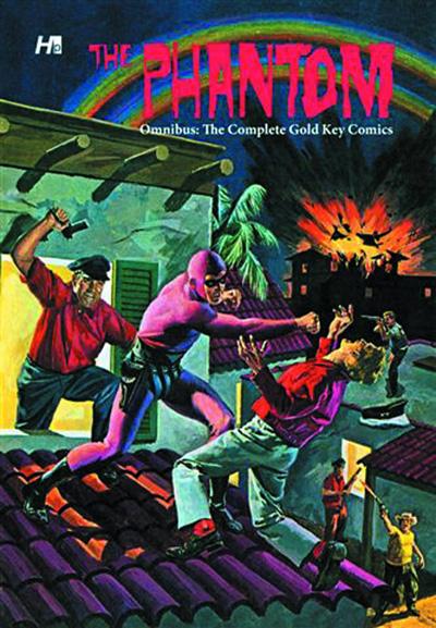 The Phantom Omnibus: The Complete Gold Key Comics