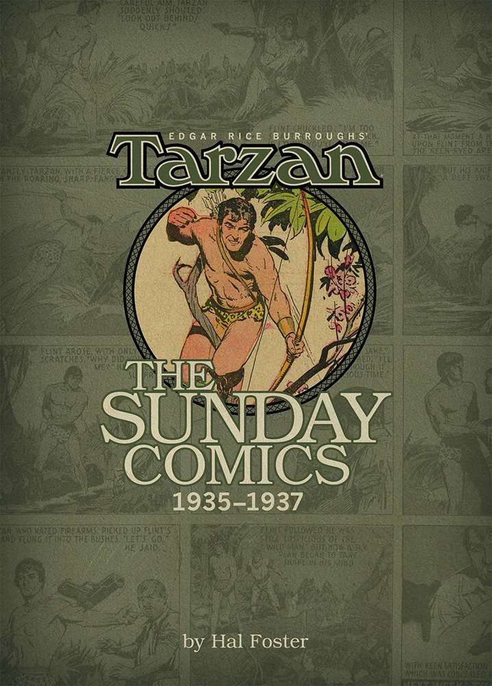 Edgar Rice Burroughs' Tarzan: The Sunday Comics, 1935-1937