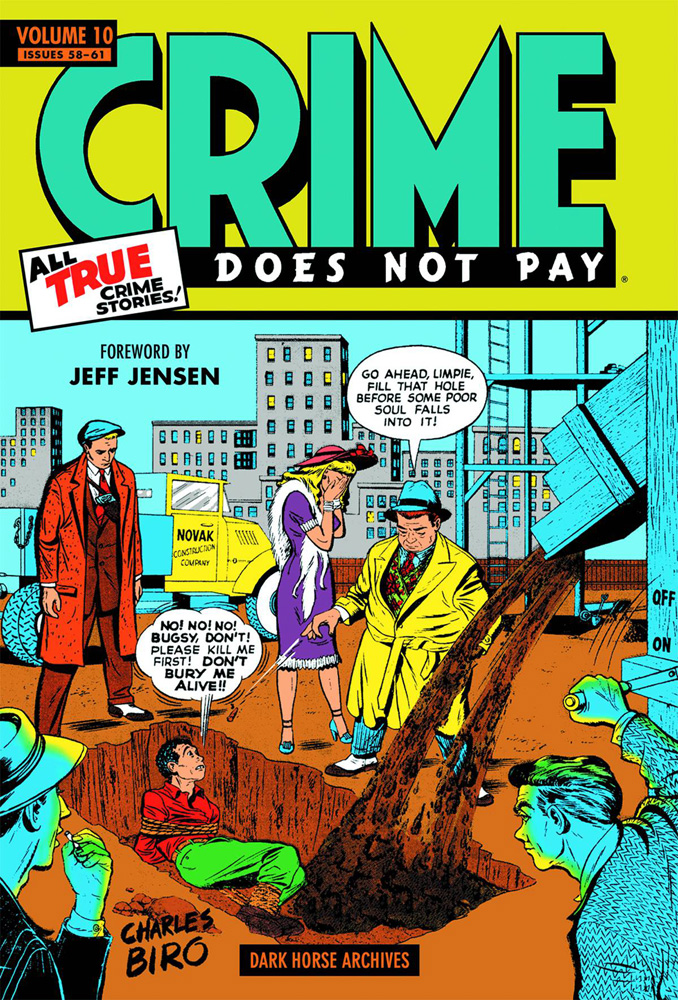 Crime Does Not Pay Archives: Volume 10