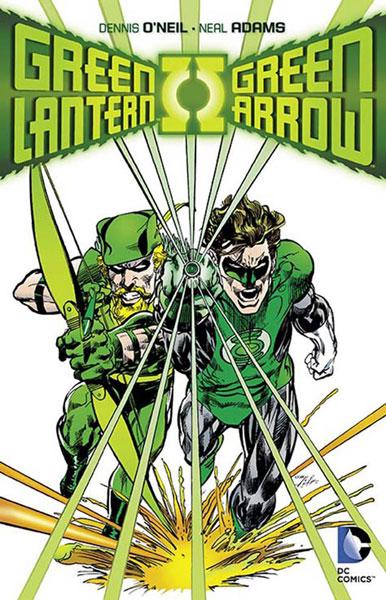 Absolute Green Lantern/Green Arrow