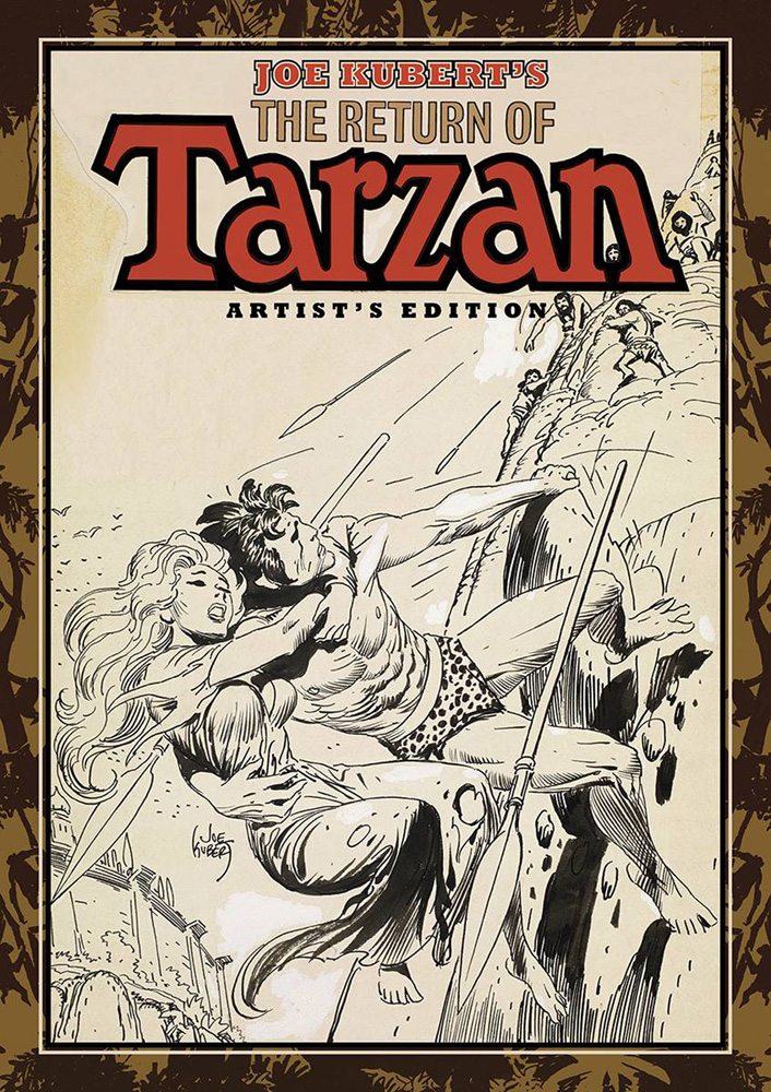 Joe Kubert's The Return of Tarzan Artist's Edition