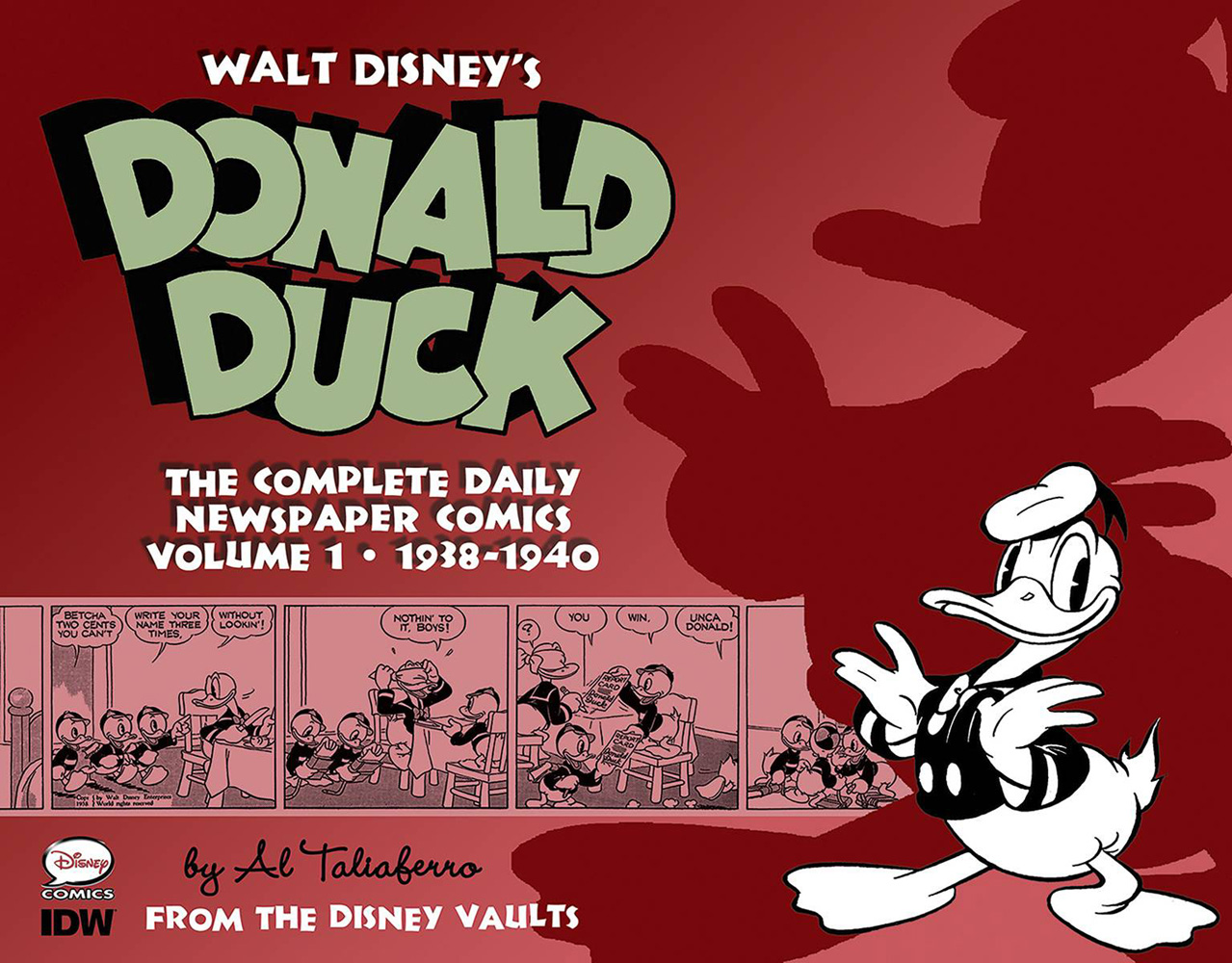 Walt Disney's Donald Duck: The Complete Daily Newspaper Comics Volume 1