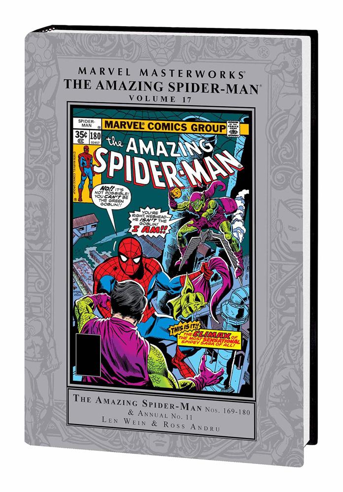 Marvel Masterworks: Amazing Spider-Man Volume 17