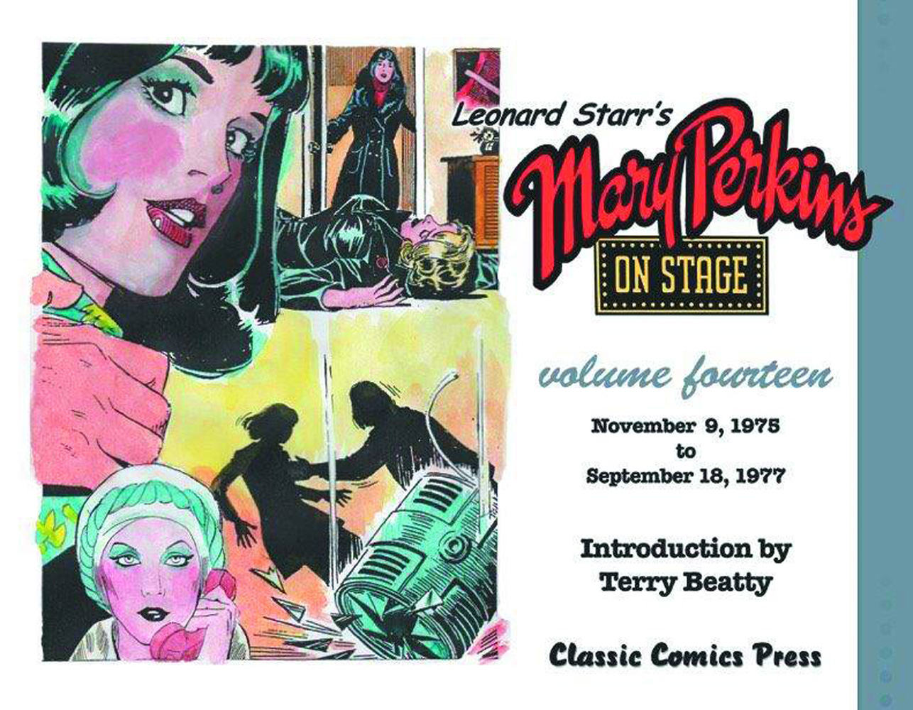 Leonard Starr's Mary Perkins on Stage Volume 14 (1975-1977)