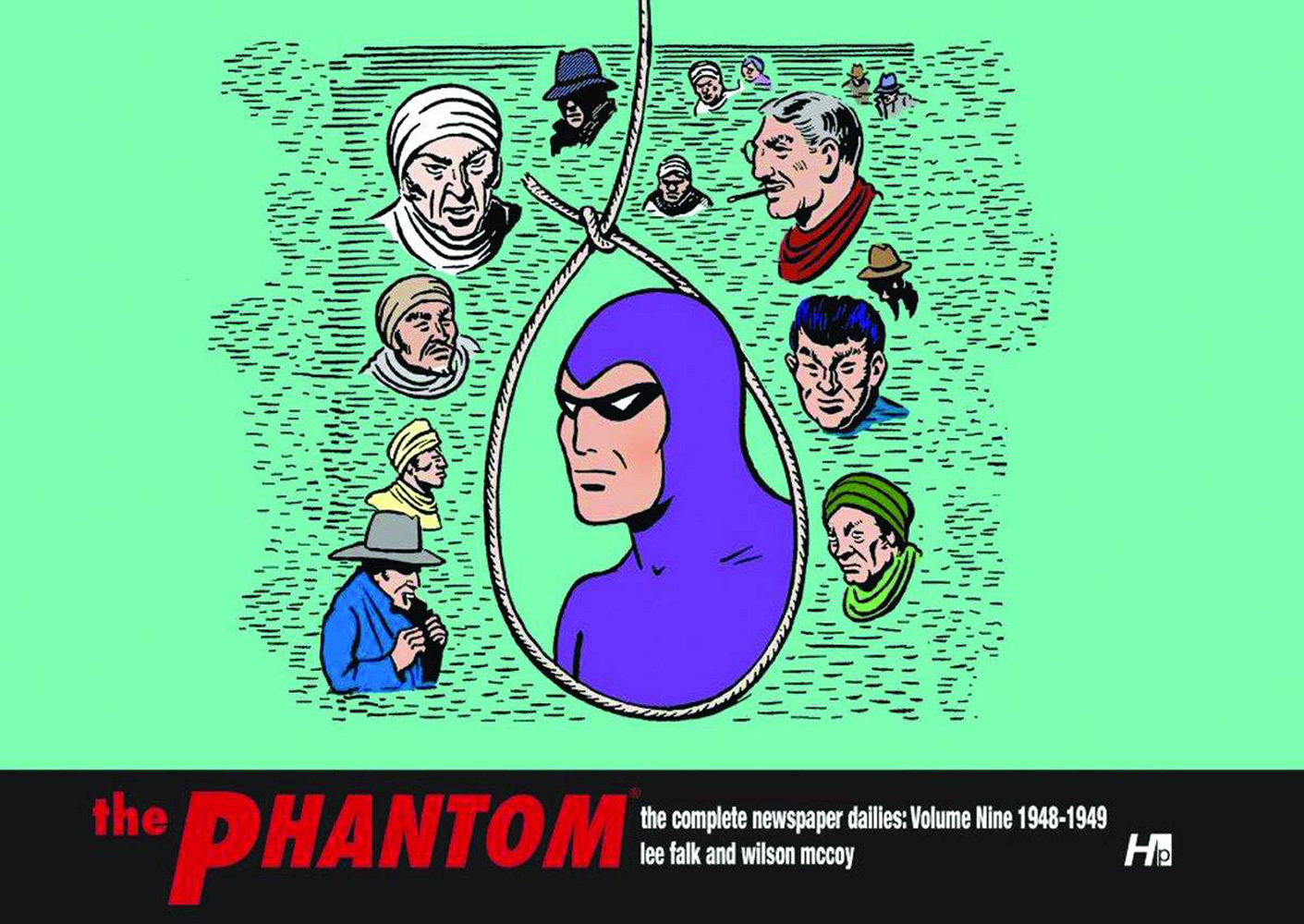 The Phantom: The Complete Dailies Volume 9: 1949-1950