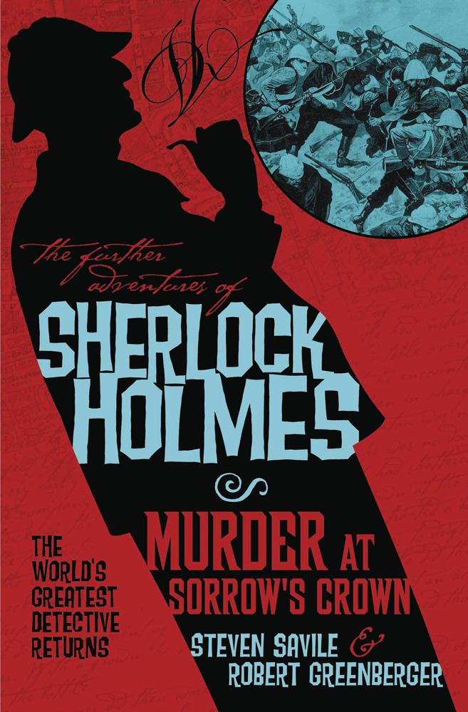 Further Adventures of Sherlock Holmes: Murder at Sorrow's Crown