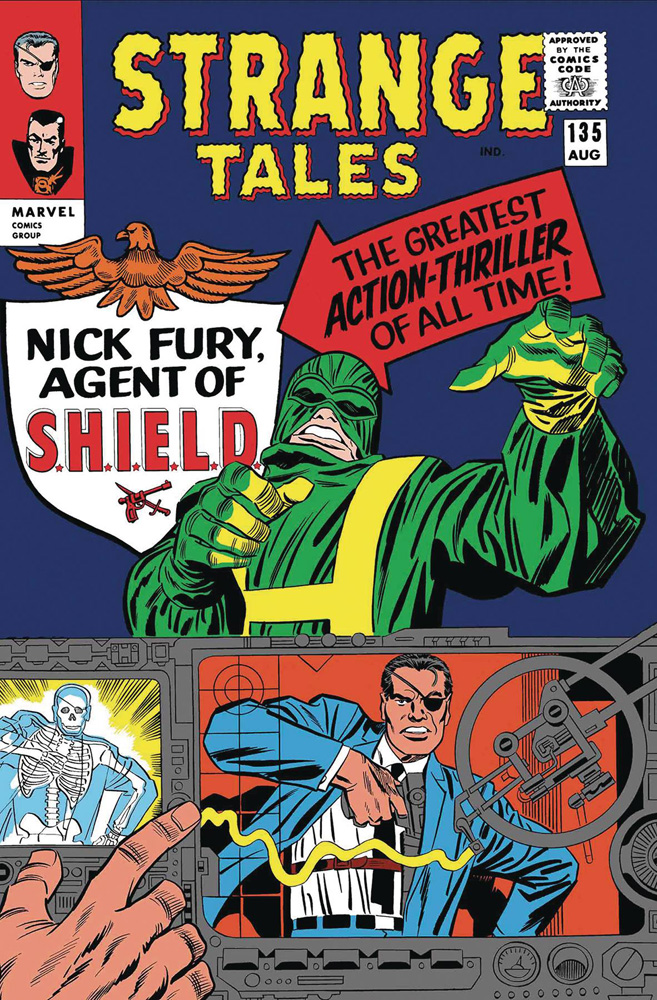 True Believers: Kirby 100th - Nick Fury #1