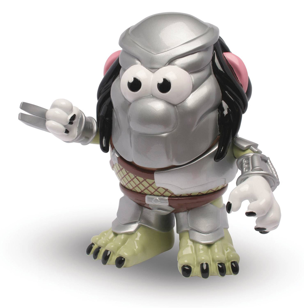 Image: Mr. Potato Head Poptaters Collector's Edition: Predator  - Ppw Toys