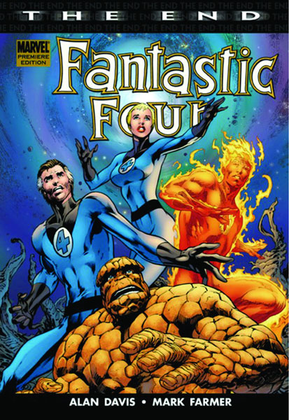 Image: Fantastic Four: The End HC  - Marvel Comics