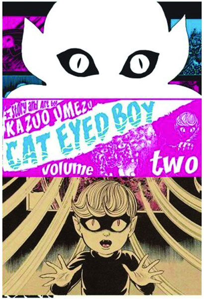 Image: Cat Eyed Boy Vol. 02 SC  - Viz Media LLC