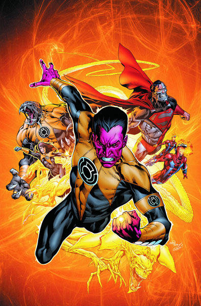Image: Green Lantern: Tales of the Sinestro Corps SC