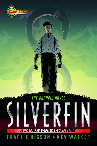 Image: Silverfin: The Graphic Novel SC  - Hyperion Books