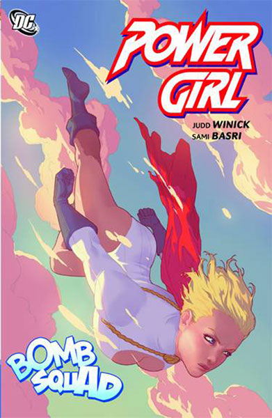 Image: Power Girl: Bomb Squad SC  - DC Comics