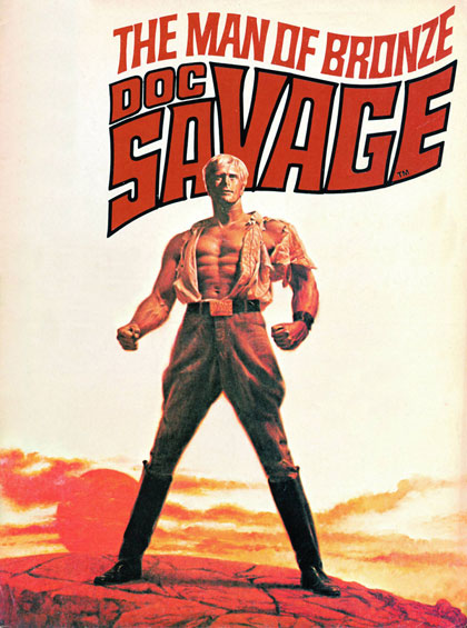 Showcase Presents Doc Savage
