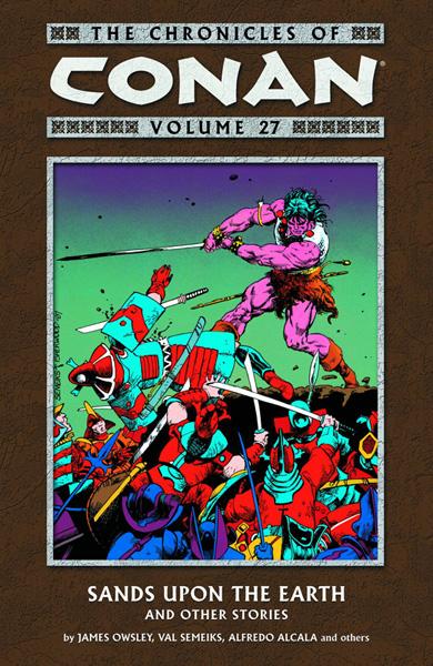 The Chronicles of Conan Volume 27