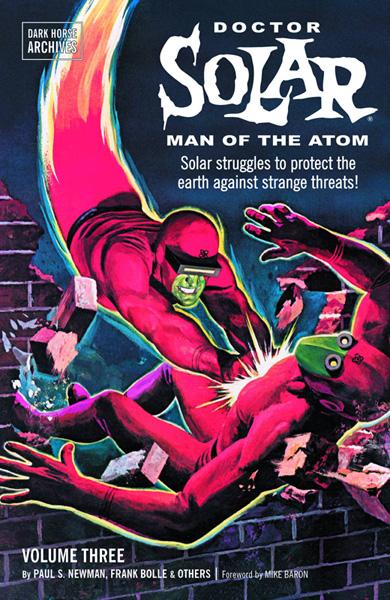Doctor Solar, Man of the Atom Archives Volume 3