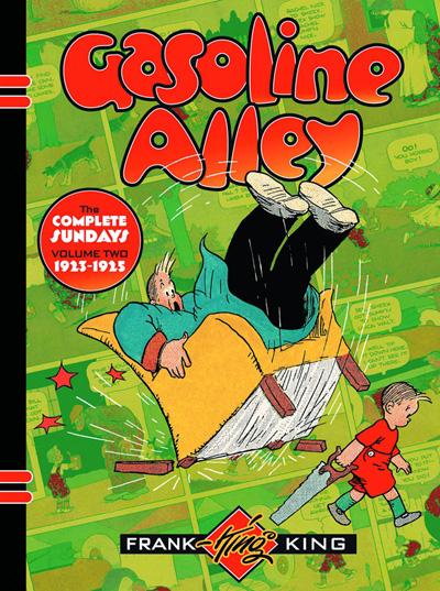 Gasoline Alley: The Complete Sundays Volume 2, 1923–1925