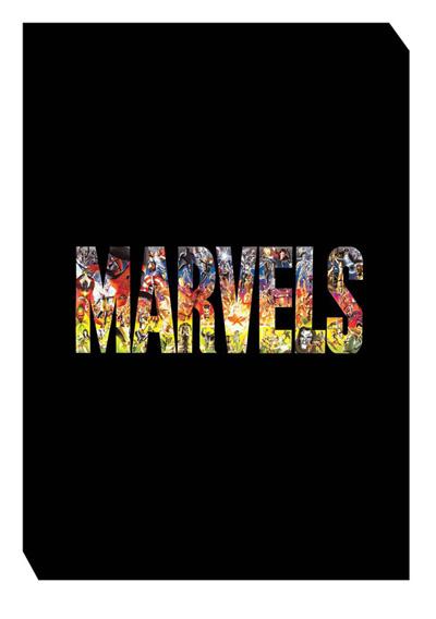 Marvels: The Platinum Edition Slipcase