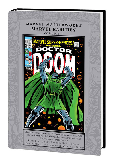 Marvel Masterworks: Marvel Rarities Vol. 1