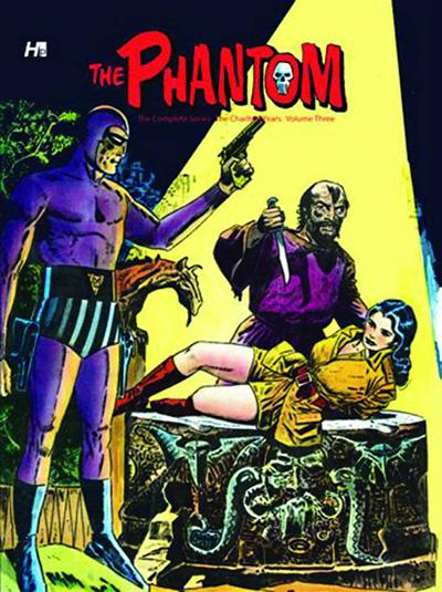 The Phantom - The Complete Series: The Charlton Years Volume 3
