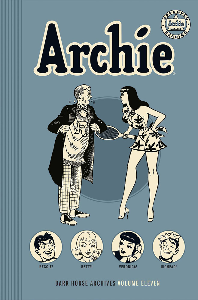 Archie Archives Volume 11