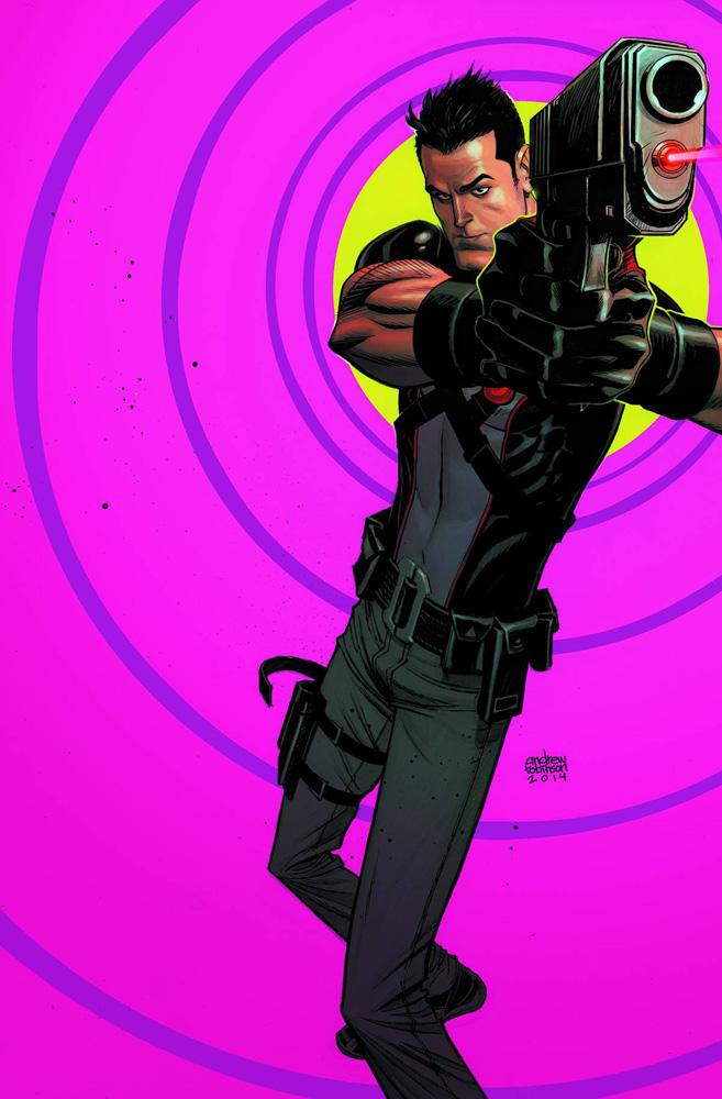 DC's Grayson Vol. 1: Agent of SPYRAL