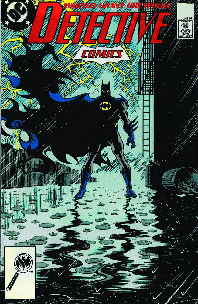 Legends of the Dark Knight: Norm Breyfogle