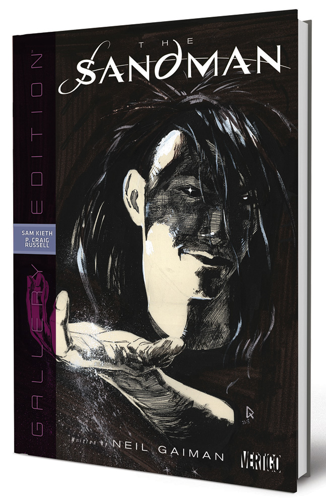 Sandman Gallery Edition: Tales From the Ages