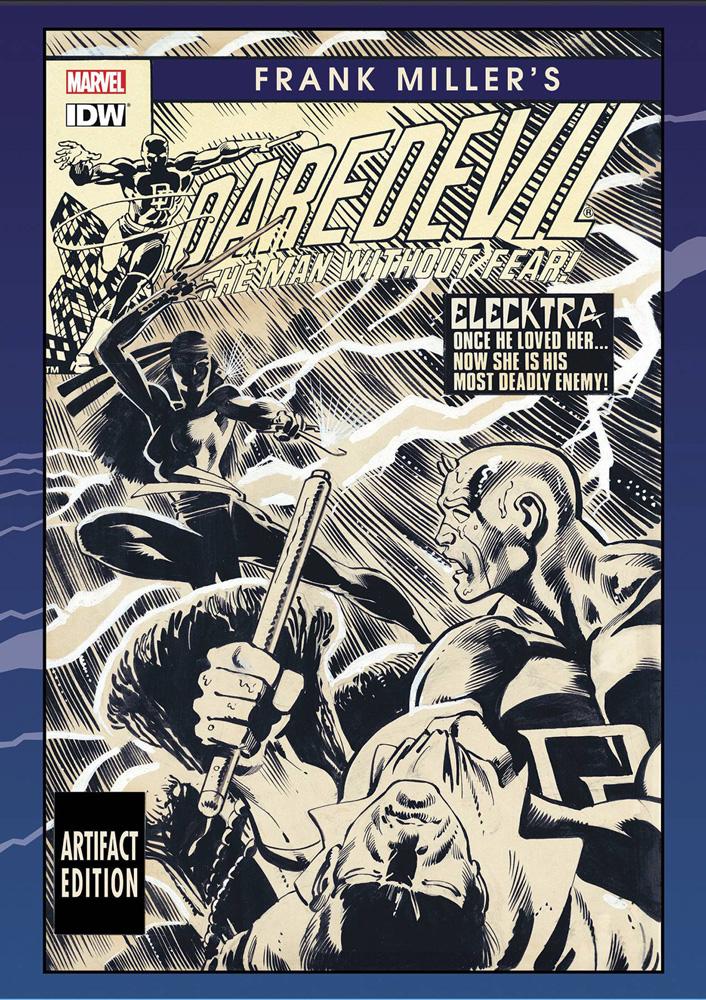 Frank Miller's Daredevil: Artifact Edition