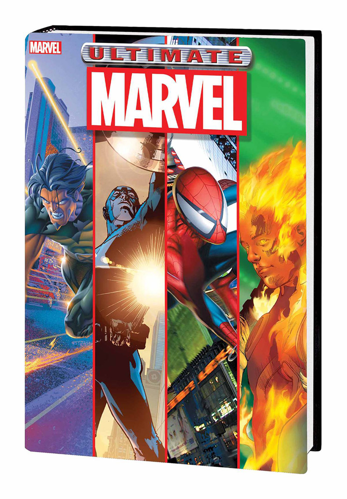 Ultimate Marvel Omnibus Volume 1