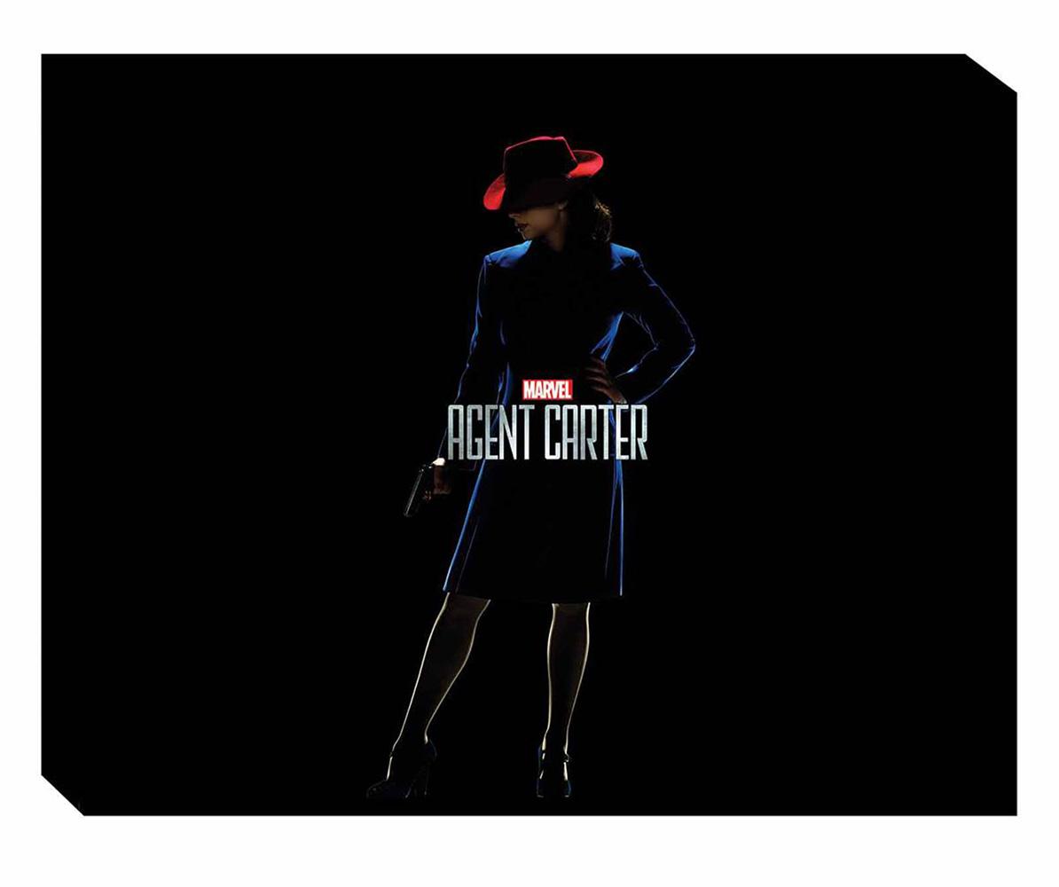 Marvel's Agent Carter: Season One Declassified Slipcase