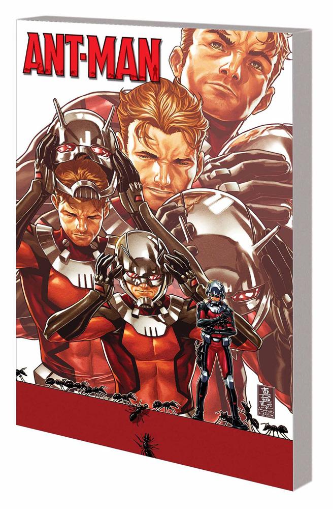 Ant-Man Volume 1: Second-Chance Man