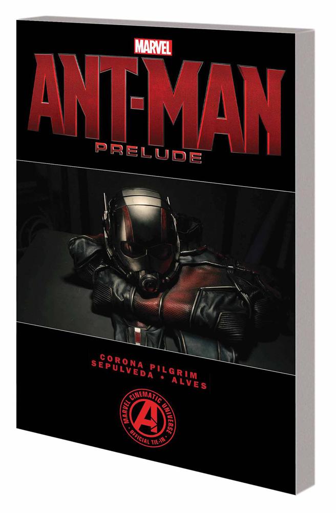 Marvel's Ant-Man Prelude TPB